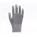 13G Nylon/Spandex Cut Resistant Coated Work Gloves