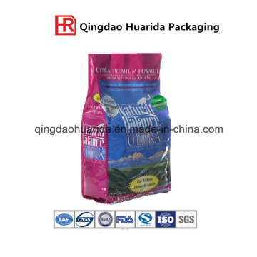 Side Gusset Heavy Duty Pet Food Packaging Bag