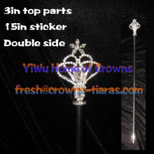 Wholesale Rhinestone Pageant Scepters