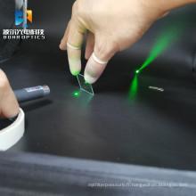 Séparateur de faisceau de plaque filtrante optique 20*20*1.1mm 60T/40R