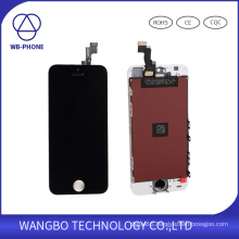 Mobile Phone Parts LCD for iPhone5S Touch Screen Panel Assembly