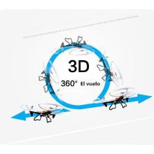 H10 Zangão 2.4G RC Quadcopter RTF Helicóptero Uav com 5MP ou 2MP Câmera HD