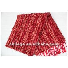 stricken flauschigen Kaschmir-Schal
