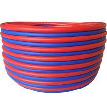 3/8 Zoll flexibler PVC-Doppelschweißschlauch