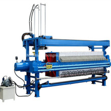 Technologie de membrane TPE Filter Press
