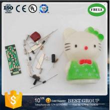 Produtos personalizados Welding Series DIY LED Light Cheap Kids Brinquedos