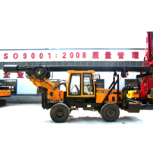 Diesel Water Well Rotary Drilling Rig