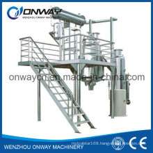 Rh High Efficient Factory Price Stainless Steel Plants Root Herbal Pharmaceutical Machinery