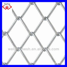 Hot-sell good PVC Coated/ Galvanized Chain Link Fence (supplier/manufacturer)