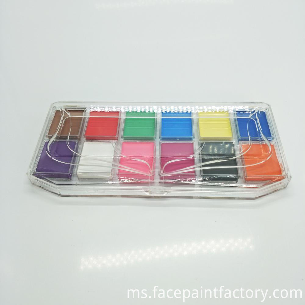 New Face Paint 12colors