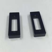 Anodiserad Finish Aluminium Parts
