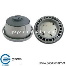 pièces de moulage d'alliage d'aluminium pour l'aluminium a mené la coquille de lampe