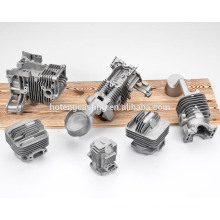 OEM design products aluminum die casting sand casting products
