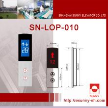 Landung-Bedienfeld für Aufzug (SN-LOP-010)