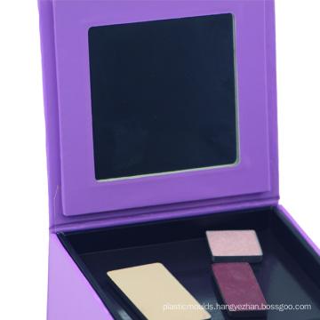 Recyclabloe paper cosmetic packaging case kit
