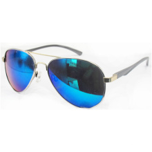 Metal Fashionable Elegant High Quality Designer Unisex Sunglasses (14285)