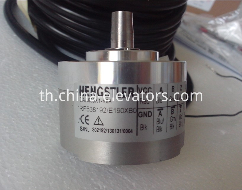 HENGSTLER Encoder for LG Sigma Elevators DAA633K1-K8A