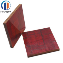 HIYI high quality Bamboo Shuttering formwork Plywood sheets manufacture