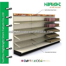 Магазин магазин блок металлические стеллажные полки для хранения