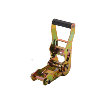 Best-sale Ratchet buckle for strap with plastic handle