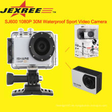 JEXREE SJ200 wasserdichte Videokamera volle hd 1080p Sporthelm Digitalkamera