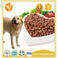Fábrica de vendas de alta qualidade de carne orgânica sabor seco alimento para cães