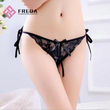 fashion ladies tie thong panties