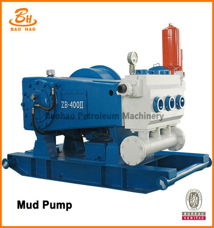 Mud Pump(ZB400II-2)