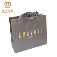 Alibaba Supplier Personalized Printed Luxury Party Favors Custom Design Wedding Paper Gift Bags For Bridesmaid