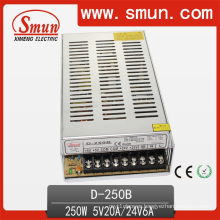 D-250b 5V 24V Dual Output Switching Power Supply