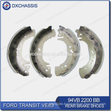 Genuine Transit VE83 Rear Brake Shoes 94VB 2200 BB