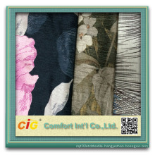 Print Sofa Fabric /Polyester Fabric