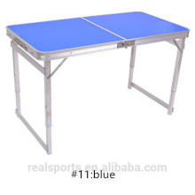 Niceway aluminum folding table party folding portable table desk