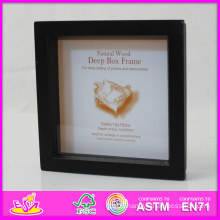 2014 Hot Sale New High Quality (W09A017) En71 Light Classic Fashion Picture Photo Frames, Photo Picture Art Frame, Wooden Gift Home Decortion Frame
