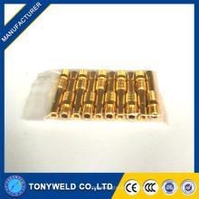 Panasonic mig / mag / CO2 antorcha de soldadura con punta de contacto 350A