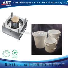 plastic injection industrial paint bucket mould