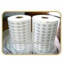 Esterilización médica Blister Packaging Paper