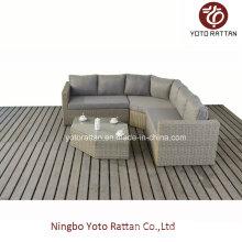 Neue Outdoor Rattan Sofa Set (1803)
