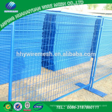 Alibaba china supplier Top Sales heavy duty and standard temporary fence