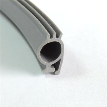 Bande de mousse en silicone flexible à l'extrusion de caoutchouc personnalisé