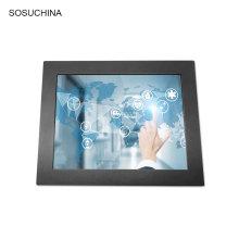 Monitor da tela de toque do OEM 4: 3 TFT LCD industrial