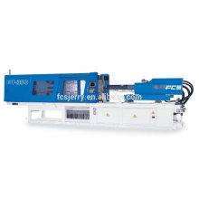 Machine de moulage par injection à haute vitesse d'injection