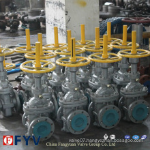 API 6D 150lbs Small Size Gate Valve