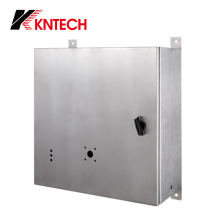 Caja a prueba de agua IP65 grado Knb8 Vista lateral de Kntech