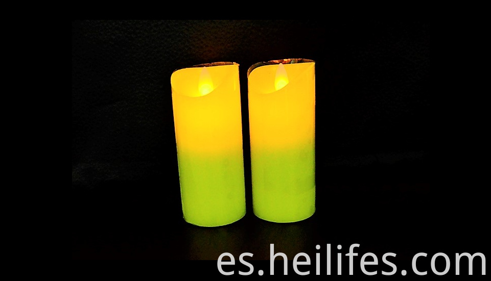 Festival Gifts of Yellow Candle