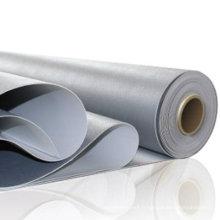 Membrane imperméable de PVC de chlorure de polyvinyle de vente chaude avec l'OIN (1.2mm / 1.5mm / 2.0mm Épaisseur)