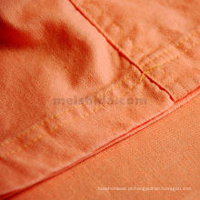 Lavagem de Enzimas, Lavagem de Silicone, Tecidos de Algodão Lavados, tecido de linho