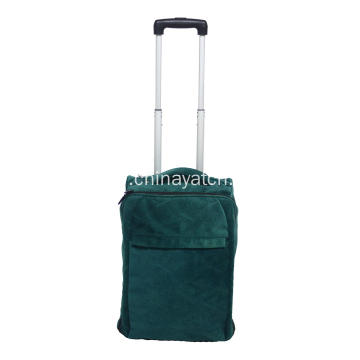 Soft Collapsible Trolley Bag 20 Inch Carry On