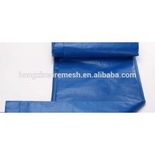 Lona de tecido transparente de PE
