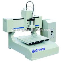 MINI máquina de corte CNC para aluminio